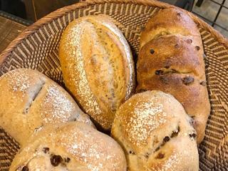 樸木のパン
